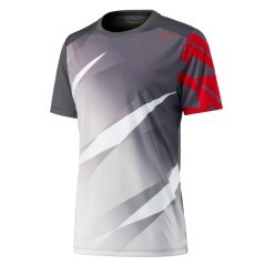 Vision Graphic T-Shirt Jr grigio rosso