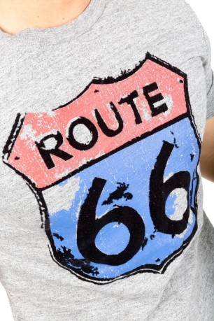 T-Shirt Tee Route 66