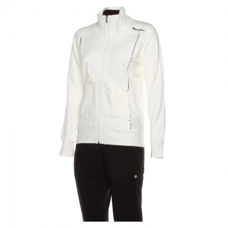 Tuta Full Zip Cotton Lycra