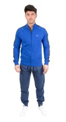 Tuta Stretch Terry Full Zip