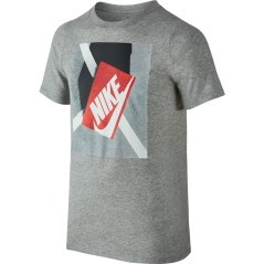 T-Shirt Shoebox Jr nero