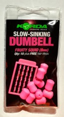 SLOW SINKING DUMBELL 8MM