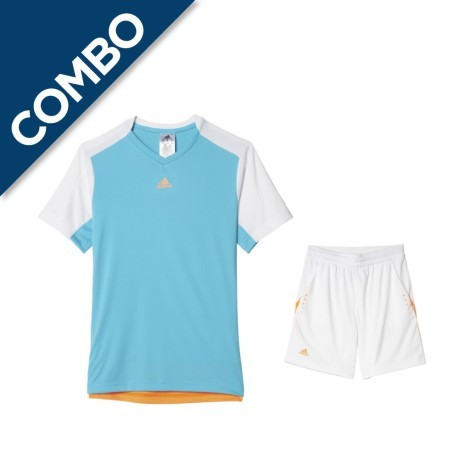 T-Shirt Melbourne Line JR + Short Barricade JR