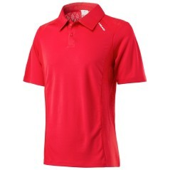 Performance Polo M rosso