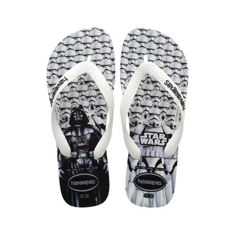 d8eac98f725 Flip Flops Star Wars colore Fantasy White - Havaianas - SportIT.com