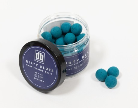Boilies Pop-Up Dirty Blues Dirty Baits