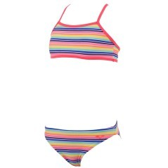 Bikini da bambina Rainbow Youth Top di Arena