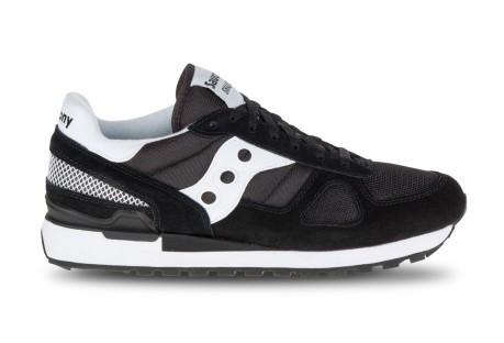 cbaf33b1d9a2 Shoes Women s Shadow Original colore Black White - Saucony - SportIT.com