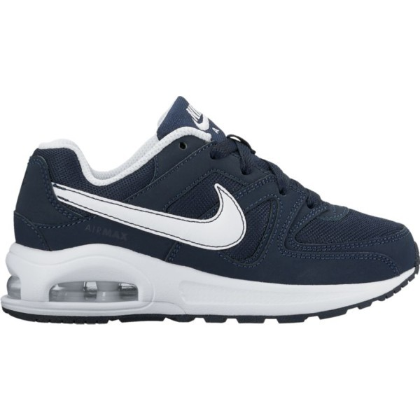 Baby shoes Air Max Command Flex PS colore Blue White - Nike - SportIT.com 4ddb4f873c7