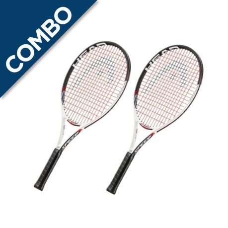 Combo 2 Racchette Speed Touch Adaptive