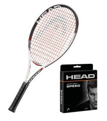 Combo Racket Speed Touch Adaptive + Kit Tuning