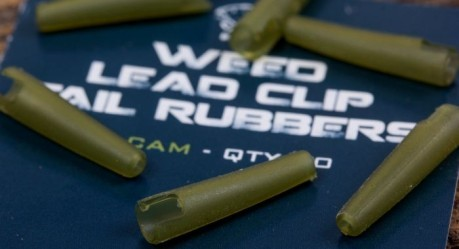 Weed Lead Clip Tail Rubber