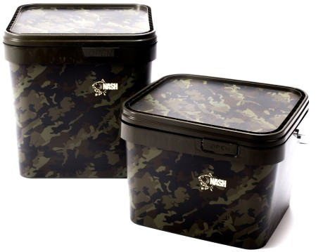 Rectangular Bucket 17 l