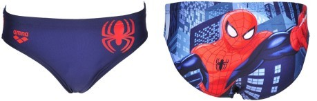 Costume Piscina Junior Spiderman