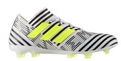 Adidas Nemeziz 17.1 fg bianco nero