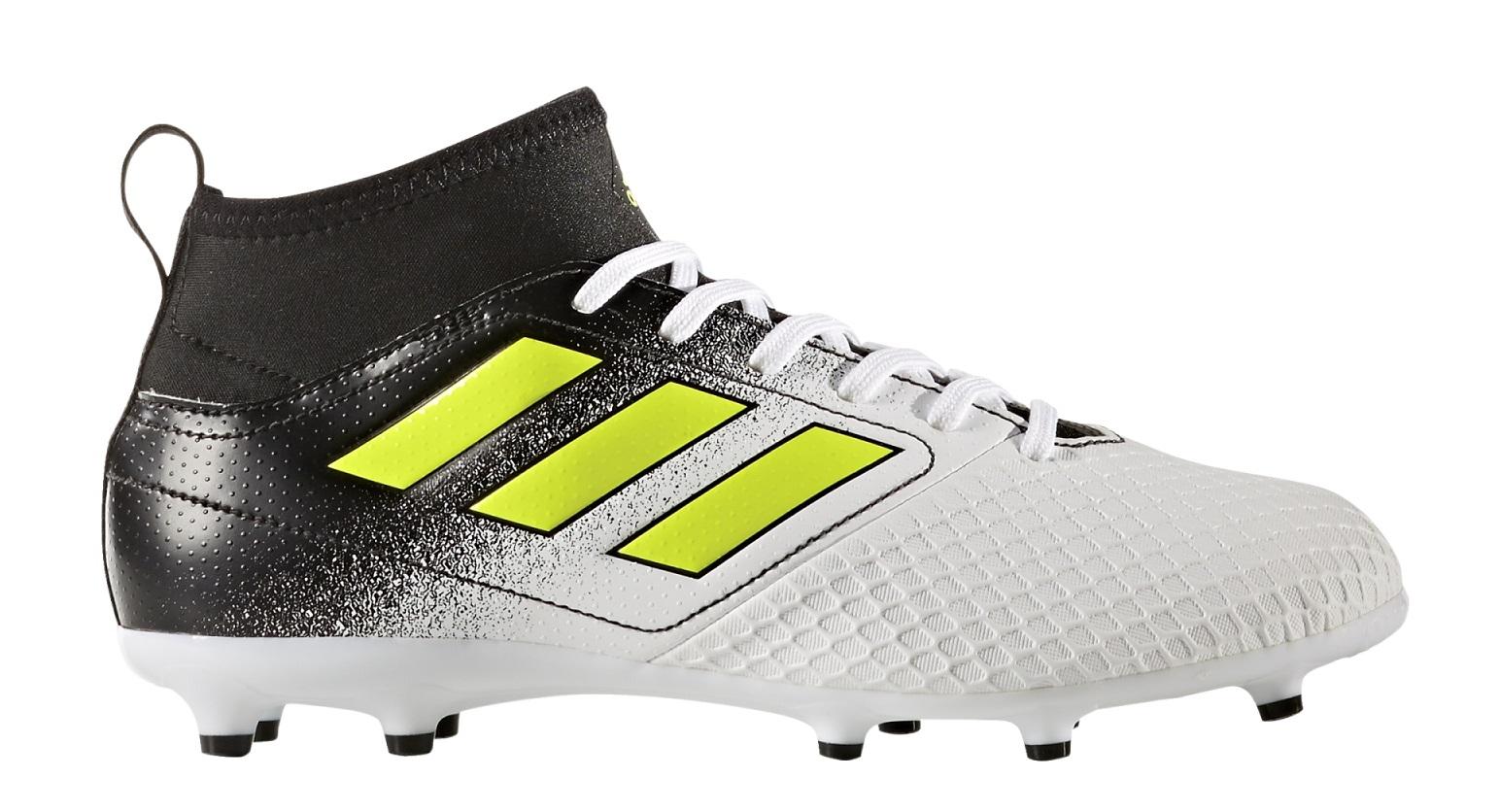 Fútbol zapatos de Niño Adidas Ace 17.3 FG Tormenta de Polvo Pack colore  blanco negro - Adidas - SportIT.com da4fbe4fe0ff3