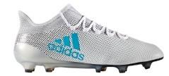 Adidas X 17.1 bianco/azzurro