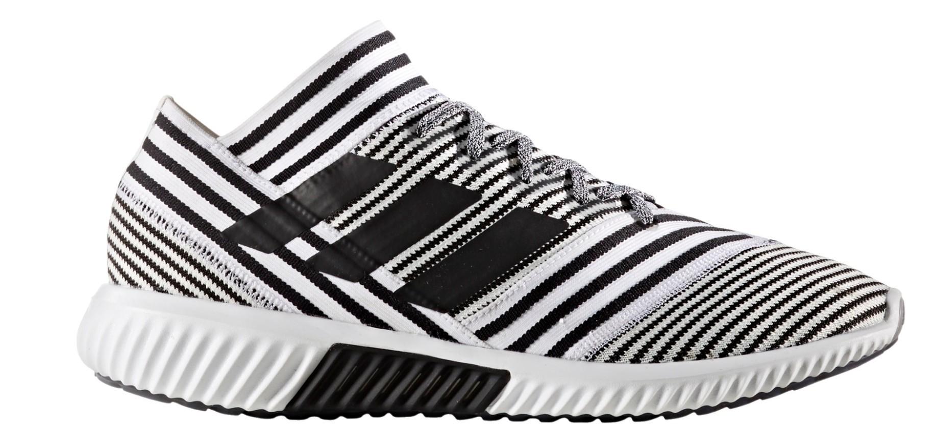 9177f2f8b4af Shoes Soccer Adidas Nemeziz Tango 17.1 TR Dust Storm Pack colore White -  Adidas - SportIT.com