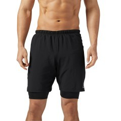 Short Uomo Running 2-in-1 Short