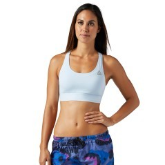 Top Bra Donna Running SpeedWick High Impact