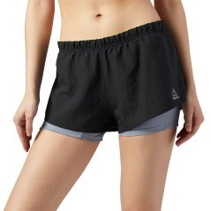 Short Donna Running Essentials 2-in-1