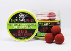 Hook Bait 666 Red Hot Spices