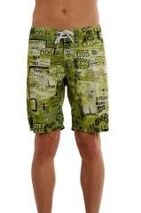 Costume Uomo Boardshort Fantasia All
