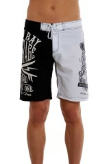 Costume Uomo Board-Short Bicolor