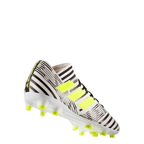 8ef4d02d8680 Adidas Football boots Nemiziz 17.3 FG Dust Storm Pack colore White ...