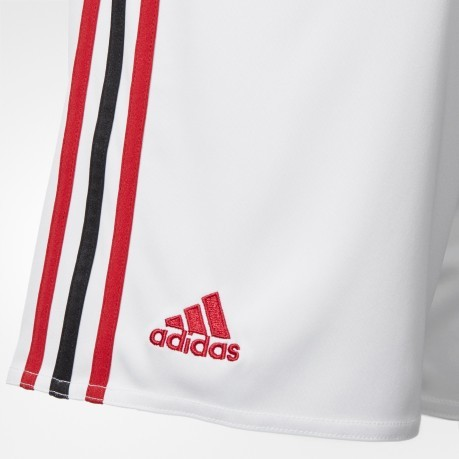 Short Junior Milan Away 2017/18 bianco