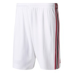 Short Milan Home/Away 2017/18 bianco