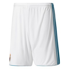 Short Real Madrid 17/18 bianco