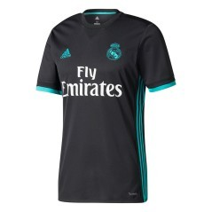 Trikot Real Madrid Away 17/18 schwarz
