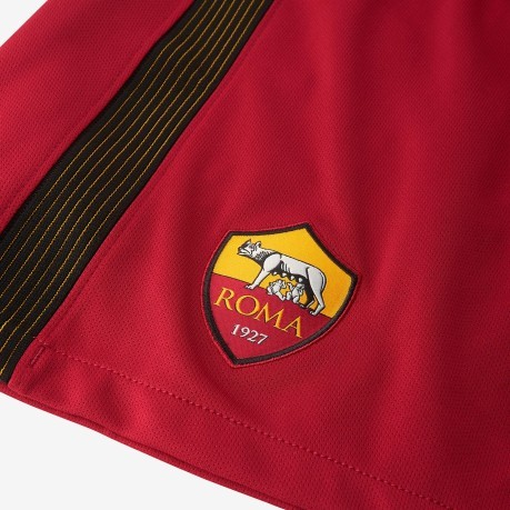 Short Roma Home/Away 17/18 rosso