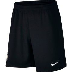Short Inter Home 17/18 nero lato