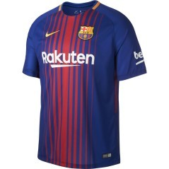 Shirt Home Barcelona 17/18 blue red