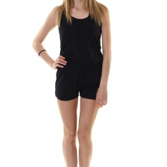 Tuta Donna Jersey Sea World 7 Lines nero