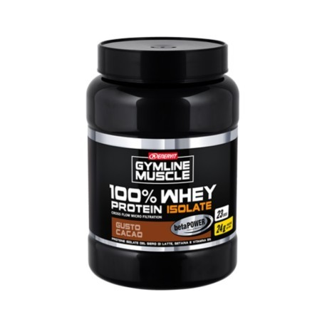 Gymline Muscle 100% Protein Isolate+Betaine