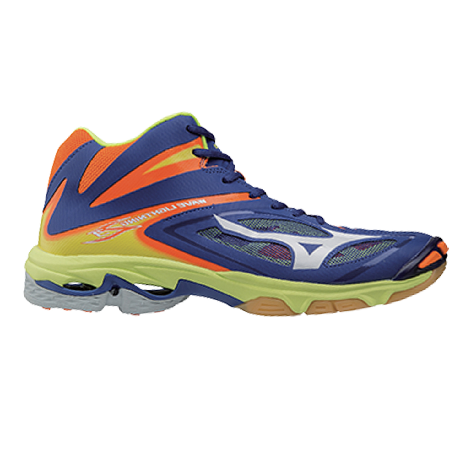 The Shoe Man Volleyball Wave Lightning Z3 Mid