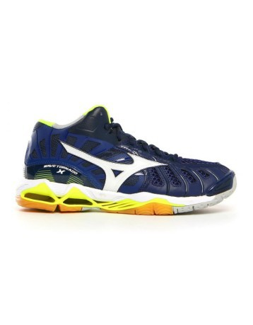 La Chaussure Homme De Volley-Ball Wave Tornado X Mi
