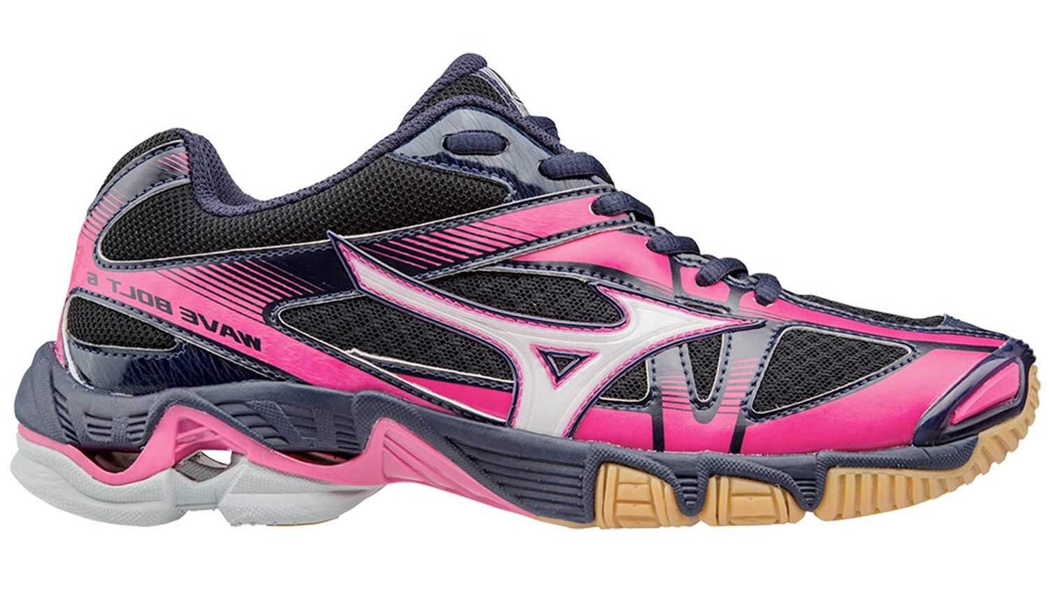 mizuno volleyball shoes wave bolt 6