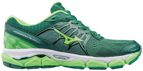Mens Running Shoes Wave Horizon A4 colore Green - Mizuno - SportIT.com 8df52d69dba