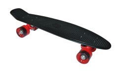 Skateboard Street Surfing Candy Board nero