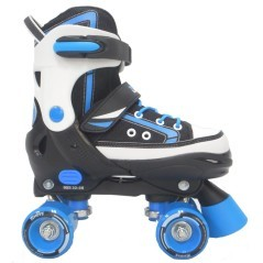 Pattini Allungabili Junior Quad Street azzurro