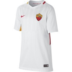 Football shirt Junior Roma Away 17/18 white