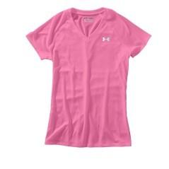 T-shirt UA Tech di Under Armour con scollo a V