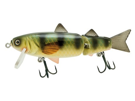 Esca Artificiale Mader Alive  baby bass