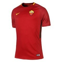 Jersey Junior Roma Home 17/18 red yellow