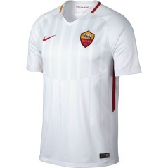 Football jersey Roma Away 17/18 white