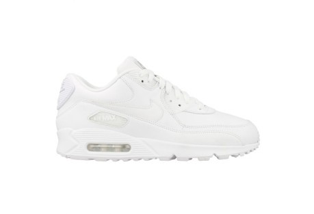 classic fit fashion style 100% high quality Chaussures Homme Air Max 90 Cuir